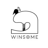 This is the restaurant logo for Winsome  Cafe
