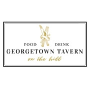 This is the restaurant logo for Georgetown Tavern on the Hill