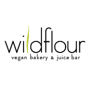 This is the restaurant logo for wildflour bakery cafe