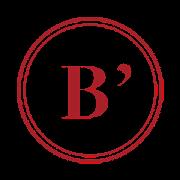 This is the restaurant logo for Balan's Bar & Brasserie