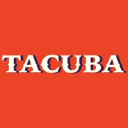 This is the restaurant logo for Tacuba Cantina Mexicana