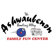 This is the restaurant logo for The Ashwaubenon Bowling Alley