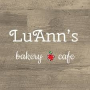 This is the restaurant logo for Luann's Bakery and Cafe