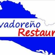 This is the restaurant logo for Restaurante Salvadoreno #2