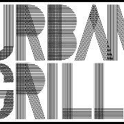This is the restaurant logo for Urban Grill on Main