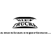 This is the restaurant logo for Bien Trucha