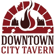 This is the restaurant logo for Downtown City Tavern