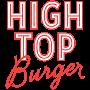 Restaurant logo for HIGHTOP Burger