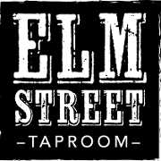 This is the restaurant logo for Elm Street Taproom
