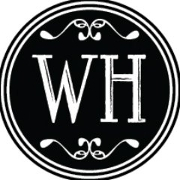 This is the restaurant logo for Worden Hall