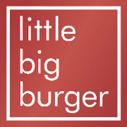 This is the restaurant logo for little big burger