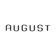 This is the restaurant logo for Restaurant August