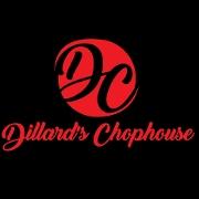This is the restaurant logo for Dillard's Chophouse LLC