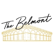 This is the restaurant logo for The Belmont