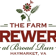 This is the restaurant logo for The Farm Brewery at Broad Run