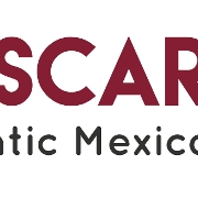 This is the restaurant logo for Oscar's Authentic Mexican Grill