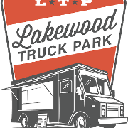 This is the restaurant logo for Lakewood Truck Park