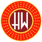 This is the restaurant logo for Hamilton Walker's