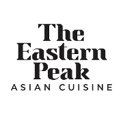 This is the restaurant logo for The Eastern Peak