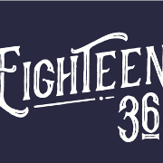 This is the restaurant logo for Eighteen36
