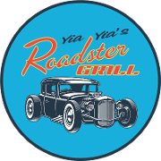 This is the restaurant logo for The Roadster Grill @ Eighteen36