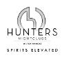 Restaurant logo for Hunters Nightclub
