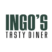 This is the restaurant logo for Ingo's Tasty Diner