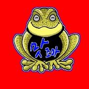 This is the restaurant logo for Matjoa Korean BBQ
