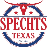 This is the restaurant logo for Specht's Texas