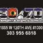 Restaurant logo for 30/70 Sports Bar & Grill