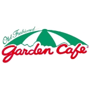 This is the restaurant logo for Old Fashioned Garden Cafe