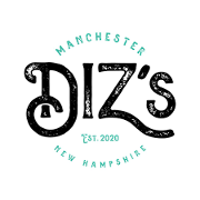 This is the restaurant logo for Diz's Cafe