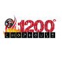 Restaurant logo for 1200 Chophouse
