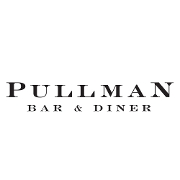 This is the restaurant logo for Pullman Diner