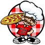 Restaurant logo for Pizza Guy