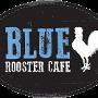 Restaurant logo for Blue Rooster Cafe