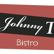 This is the restaurant logo for Johnny T's Bistro