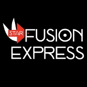 This is the restaurant logo for Star Fusion Express