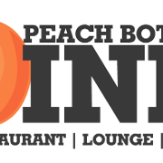 This is the restaurant logo for Peach Bottom Inn