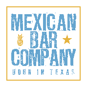 This is the restaurant logo for Mexican Bar Company
