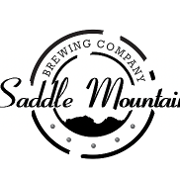 This is the restaurant logo for Saddle Mountain Brewing Company