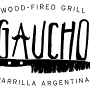 This is the restaurant logo for Gaucho Parrilla Argentina