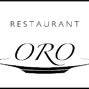 This is the restaurant logo for Restaurant Oro