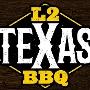 Restaurant logo for L2 Texas BBQ