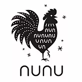 This is the restaurant logo for Nunu