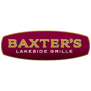 This is the restaurant logo for Baxter's Lakeside Grille