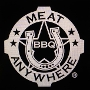 Restaurant logo for Meat U Anywhere BBQ