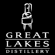 This is the restaurant logo for Great Lakes Distillery
