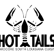 This is the restaurant logo for Hot Tails