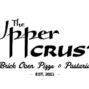 This is the restaurant logo for The Upper Crust